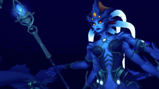WoW BFA : Le Patch 8.2 : Rise of Azshara est en ligne