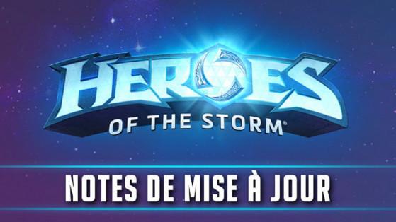 Heroes of the Storm, HotS : Patchnote, 17-04-2019, Diablo, Anub'arak, Lili
