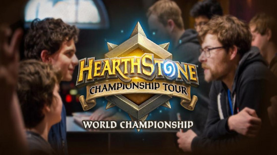 Hearthstone : decks Worlds HCT Taipei, decklists, COnquest, Hunterace