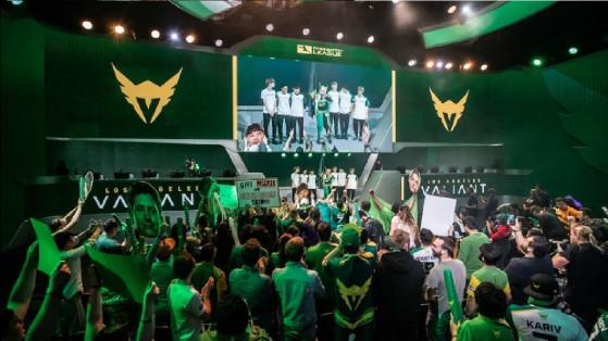 Overwatch League, OWL 2019 : Los Angeles Valiant remercie le coach Dongsu