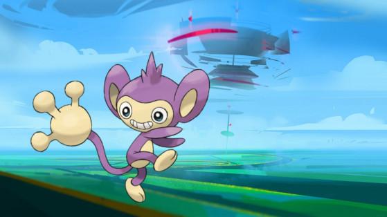 Pokemon GO : Capumain shiny, Detective Pikachu