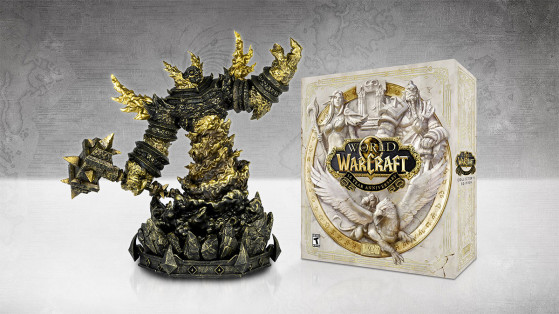 WoW Classic : Edition collector 15 year anniversary