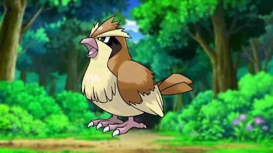 Pokemon Rumble Rush : forêt Roucool, soluce