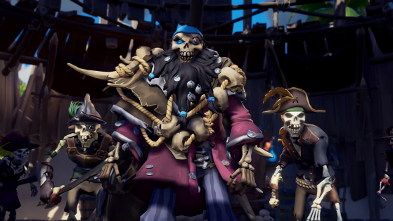 Soluce Sea of Thieves : Tall Tales, Revanche du Morningstar