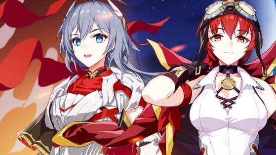 Honkai Impact 3rd : màj mai, Rêves de Gemina, Rozaliya et Liliya