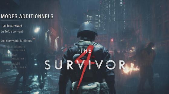 Resident Evil 2 : Hank, Soluce le 4e survivant , Walkthrough