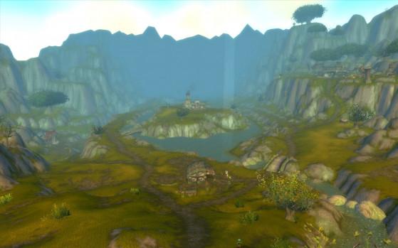 Il y avait autant de stratégies que de joueurs au Bassin d'Arathi... Le problème, c'est que personne n'ayant la même, ça se finissait toujours plus ou moins à l'impro et au sneak. - World of Warcraft