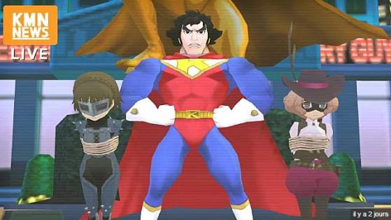 Super Kamoshidaman ! - Top Jeux