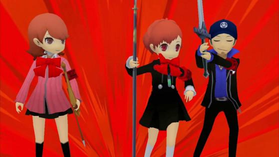 Quand une attaque déclenche l'intervention de quatre personnages pour casser des gueules. - Top Jeux
