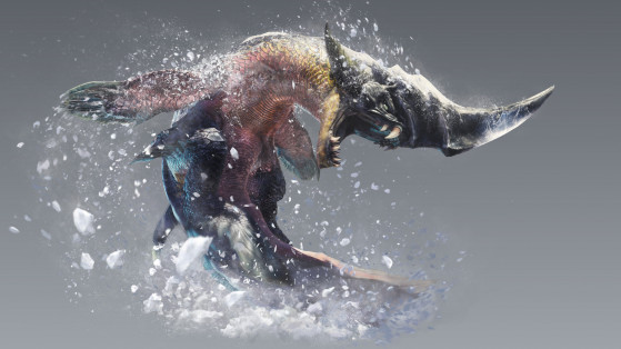 Monster Hunter World Iceborne : Beotodus, monstre