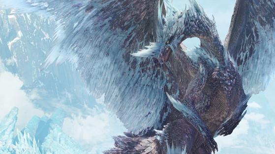 Monster Hunter World Iceborne : Velkhana, monstre, dragon ancien