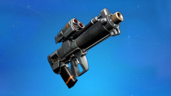 Fortnite : un nouveau lance-grenade prochainement disponible en jeu ?