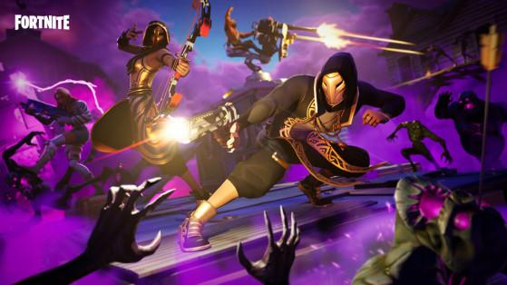 Fortnite : Assaut de la horde, nouveau mode temporaire