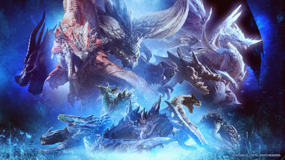 Monster Hunter World Iceborne : Liste des nouveaux monstres