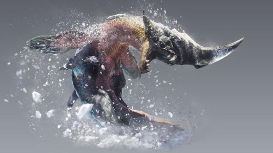 Beotodus - Monster Hunter World