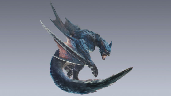 Nargacuga - Monster Hunter World