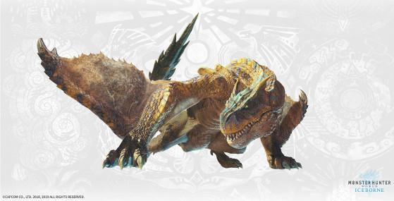 Tigrex - Monster Hunter World