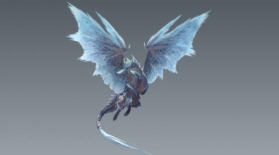 Velkhana - Monster Hunter World