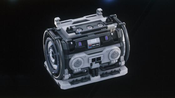 Star Citizen : Le moteur quantique Crossfield