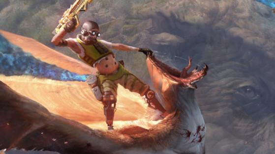Apex Legends : les dragons sont arrivés !