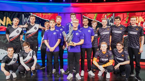 LoL - Rift Rivals 2019 EU vs NA : Résumé de la finale