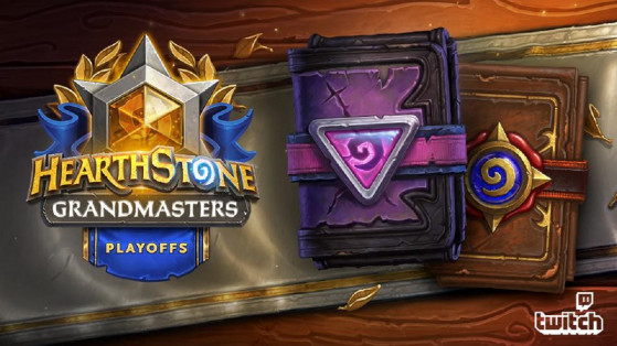 Hearthstone : Twitch Drops pour les Playoffs Grandmasters