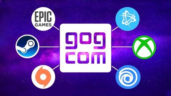 GoG Galaxy 2.0 : On vous présente sa bêta