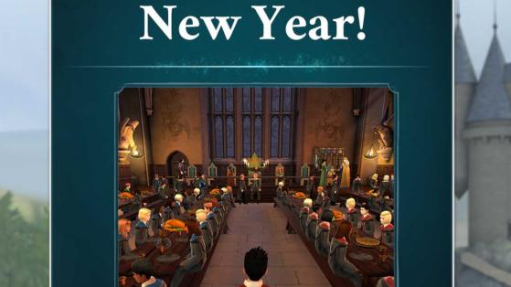Harry Potter Hogwarts Mystery : année 6 disponible