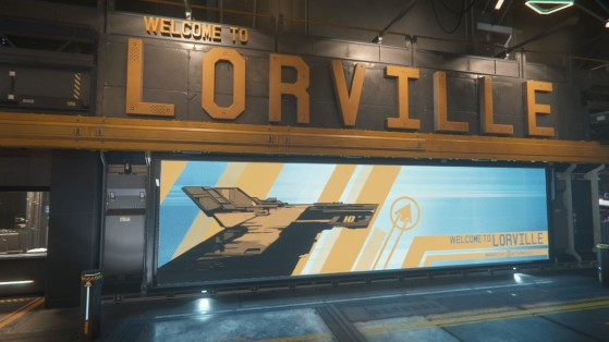 Star Citizen : Lorville