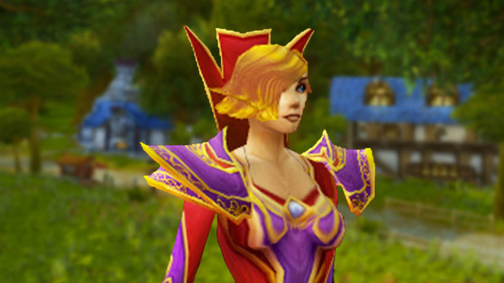 WoW Classic : Set d'armure T0 du Mage (Tenue de parade de magistère)