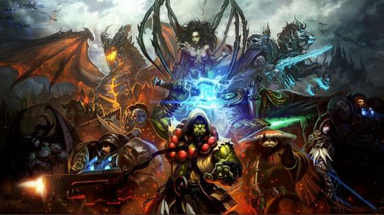 Organisez votre propre tournoi e-sport communautaire Blizzard
