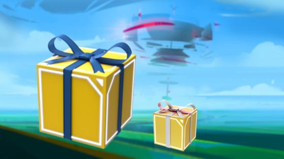 Pokemon GO : nouvelles boites spéciales dans la boutique, 1er août