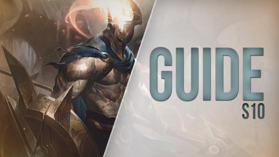 Guide LoL Pantheon, Jungle, S10