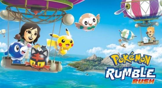 Pokémon Rumble Rush, Mer Ectoplasma, iOS, Android