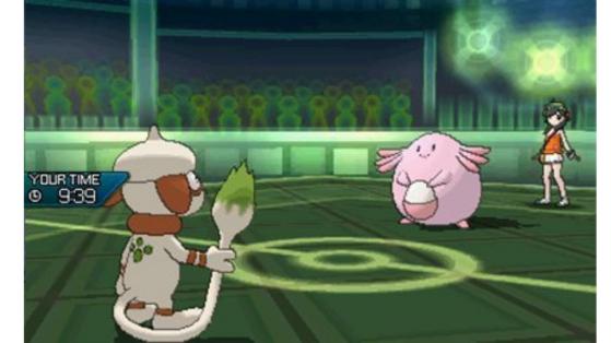 Annonce du Pokemon Battle Spot Special Battle - Saison 17