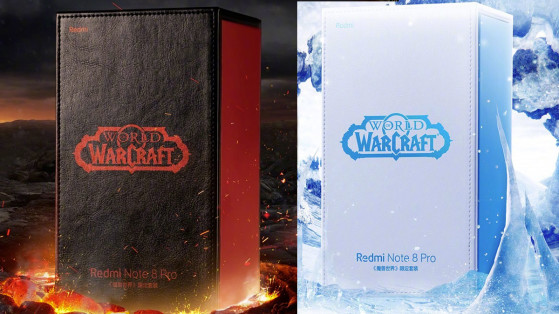 WoW : Redmi Note 8 Pro version World of Warcraft, un futur portage mobile ?