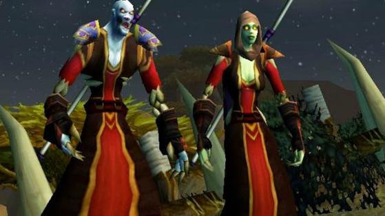 WoW Classic : A la recherche de Menara Voidrender, quête Robe Démoniste