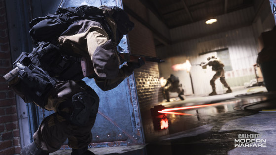Call of Duty Modern Warfare : beta early acces PS4 ouverte & téléchargement