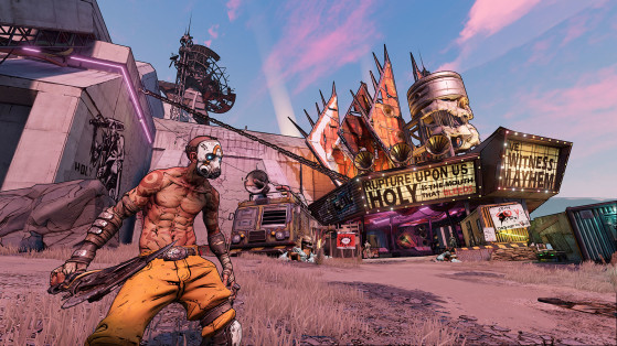 Enregistrements Typhon Borderlands 3 : Pandore, soluce