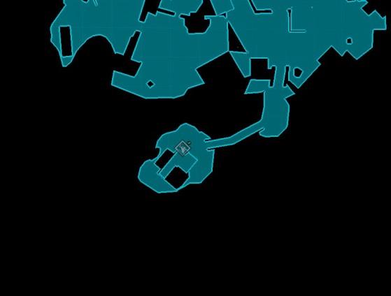 L'icone (validée) sur votre carte - Borderlands 3