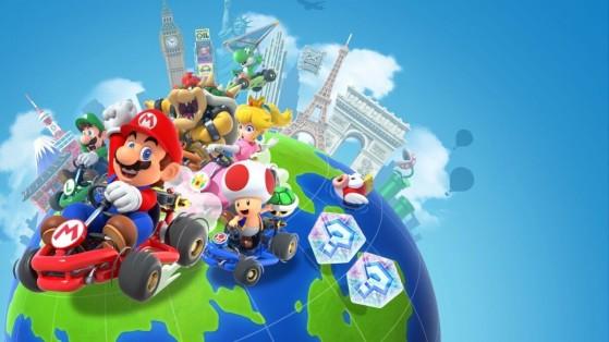 Mario Kart Tour : maintenance et heure de sortie, télécharger le jeu