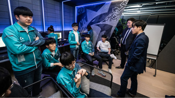 Corée - DAMWON Gaming, vainqueur du Regional Qualifier 2019 - League of Legends