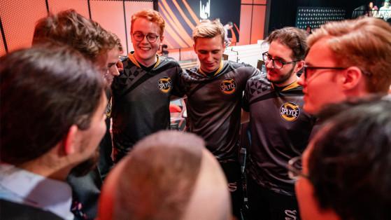 Europe - Splyce, vainqueur du Regional Qualifier 2019 - League of Legends