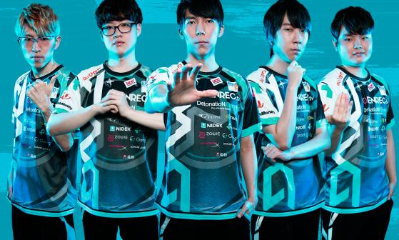 Japon - DetonatioN FocusMe, champion de la LJL Summer Split 2019 - League of Legends