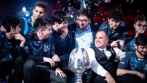 Amérique Latine - Isurus Gaming, champion du LLA Closing 2019 - League of Legends