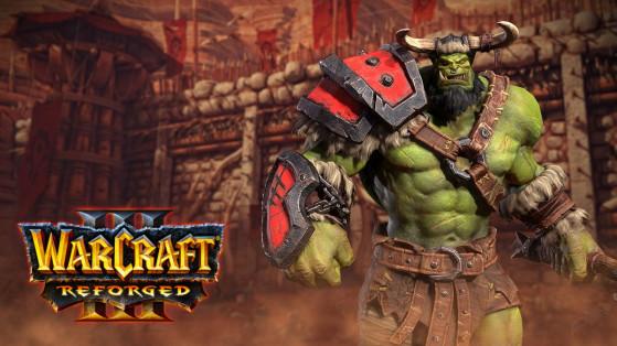 Warcraft 3 Reforged : modèles des unités et héros des Orcs