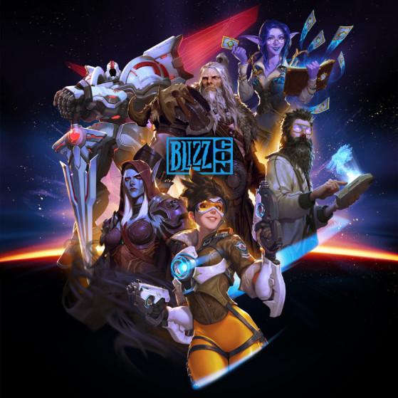 Sylvanas est l'égérie de World of Warcraft à la BlizzCon cette année - World of Warcraft