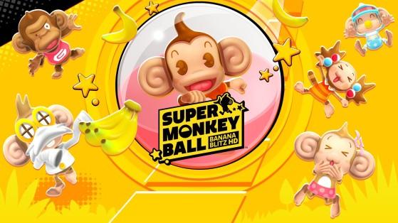 Test de Super Monkey Ball: Banana Blitz HD sur Switch, PS4 et Xbox One