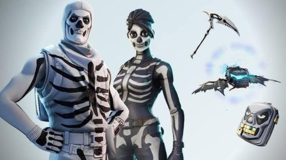 Fortnite : leak des skins Halloween du Chapitre 2