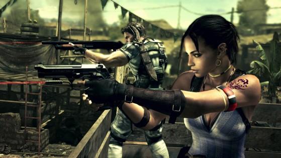 Test Resident Evil 5 sur Switch